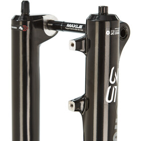 "RockShox 35 Gold RL DebonAir Horquilla Suspensión 27,5"" 100mm Disco 44mm Offset Boost incl. Guardabarros, black"